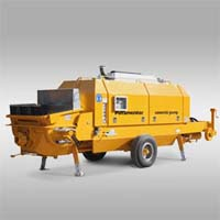 concrete trailer pump bsa 2110 hp d 11149