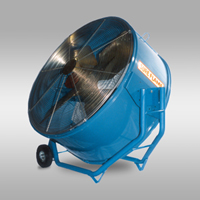 fan 42 in 14000 cfm sf fn42 sureflame