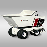 power dump buggy terex pb16