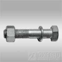 bolt assembly  m20x120mm  f360 waler splice lifting lug angled 97332
