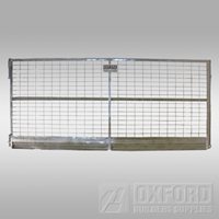 safety fence grey 93919