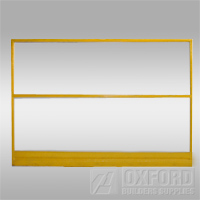 safety fence yellow 5ft 42in 96860