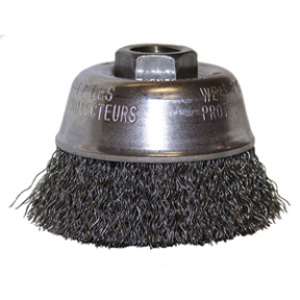 519700_Flexovit Crimped Wire Cup Brush
