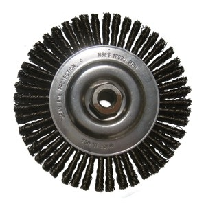 519701_Flexovit Wire Wheel Brush