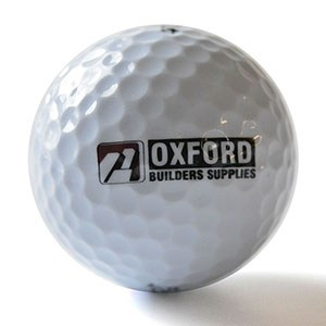 Oxford Trusoft Golf Ball 1