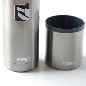 Sigg⁺ Thermo Silver 2