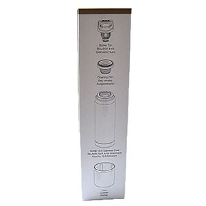 Sigg⁺ Thermo Silver 7